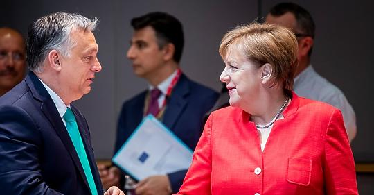 """""""Az én kis kézigránátom nem elég"""" – Orbán Viktor nagyinterjúban vert oda néhányat Németországnak"""