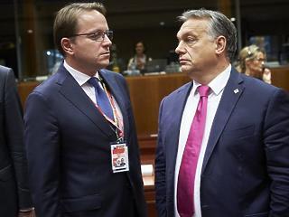 Továbbra sincs döntés Orbán Viktor új brüsszeli jelöltjéről