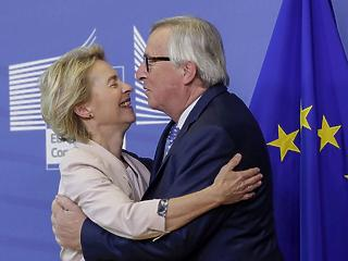 Brüsszelben brusztol posztjáért Európa új nagyasszonya