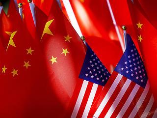Most ezen ugrott össze Amerika és Kína