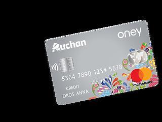 Nem lesz ott többé az Auchan hitelkártyák mögött a Cetelem