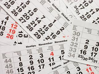 Telepakolták a naptárunkat, mégsem mi mozgatjuk majd a kereskedést