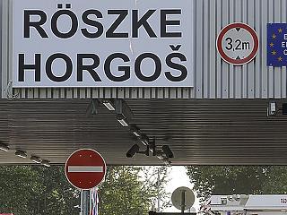 Felszabadul a szerb-magyar határ