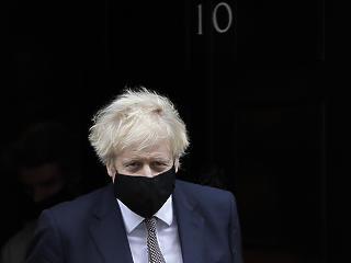 A koronavírus miatt a brit kormány szigorított