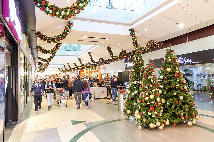 Kérdés, mennyire veti vissza a Covid az ajándékvásárlási kedvet. Fotó: depositphotos.com