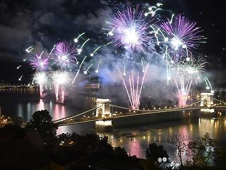 Fény- és árrobbanás – tényleg gigatűzijáték lesz Budapesten