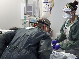 Koronavírus: napról napra emelkedik a fertőzöttek száma Magyarországon