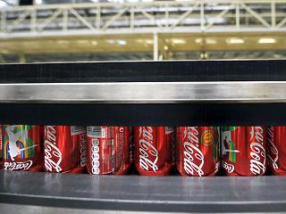 A nap befektetési sztorija: kirobbanó formában a Coca-Cola