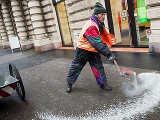Kiadták a riasztást: ónos eső eshet Magyarországon