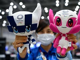 Újabb Covid-fertőzötteket találtak az olimpián