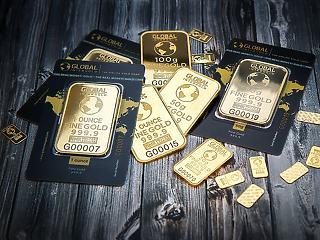 Megjött az arany új aranykora, vagy a dollár összeomlását látjuk?