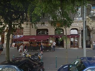Egy korszak vége: bezárt Budapest egyik híres kávéháza