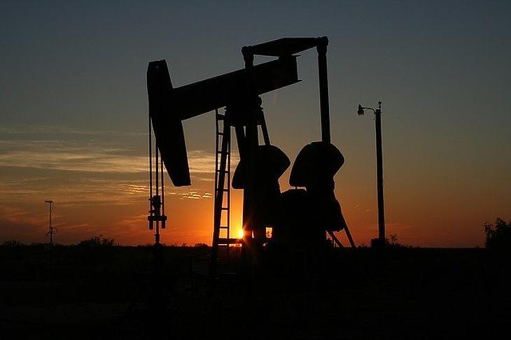 Texasi olajkút (Pixabay.com)