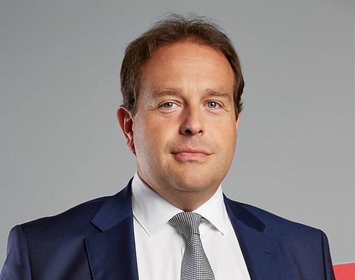 Budai J. Gergő, a Vodafone Magyarország igazgatóságának alelnöke