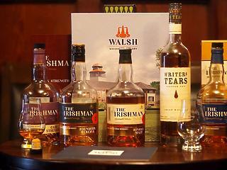 A Walsh Whiskey Distillery üstökösszerű felemelkedése