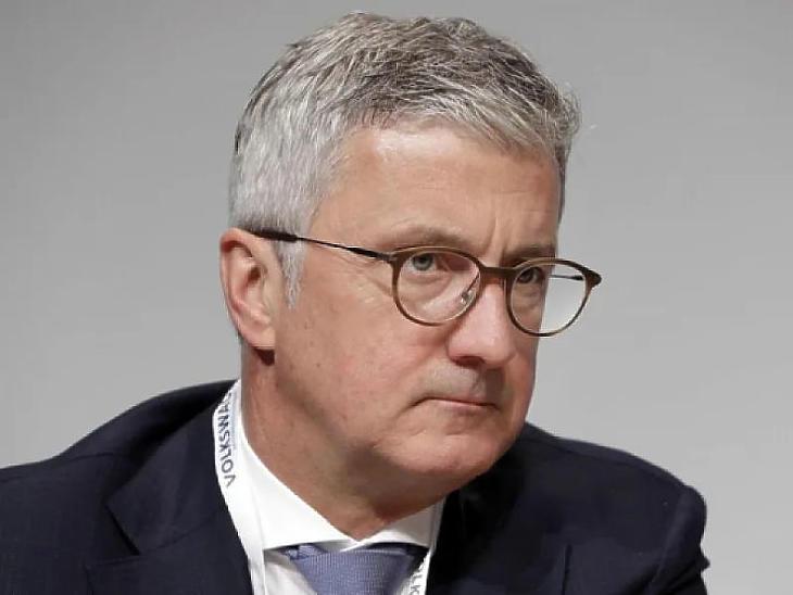 Bíróság elé került az Audi igazgatóságának korábbi vezetője