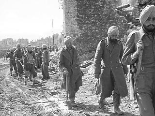 A második világháború ismeretlen hadserege a végén London ellen fordult