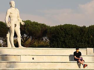 Totális maszkszigor jön Olaszországban – de van-e ennek értelme?