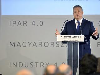Még több új munkahelyet szeretne Orbán Viktor