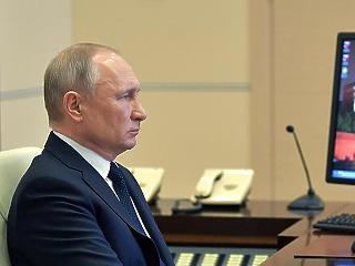 Hatalmasat zakózott az orosz gazdaság a járvány miatt