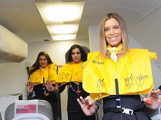 Melyik angol kifejezésnél kell megijedni a repülőn?