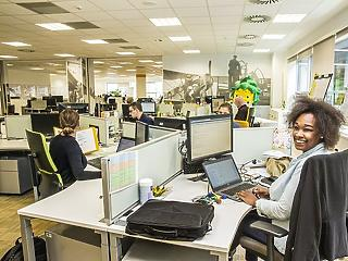 10-bő 9 ember nincs oda az egyterű irodákért
