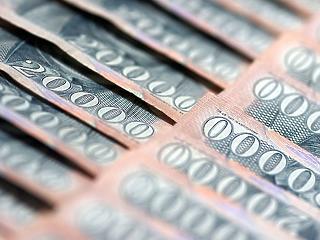 Újabb csapást jelenthet a forintnak az infláció