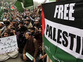 Óriási gesztust tettek a palesztinok