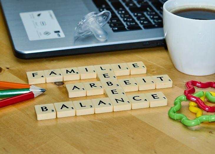 A családi cégeknél is nehéz megtalálni a munka és a magánélet egyensúlyát (fotó: pixabay.com)