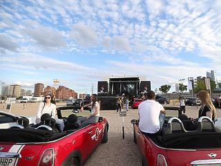A nap képe: megtartották az első koncertet Spanyolországban – kicsit másképp, mint megszoktuk