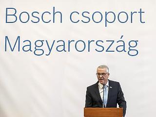 Milliárdokkal támogatta a kormány a Bosch új miskolci beruházását