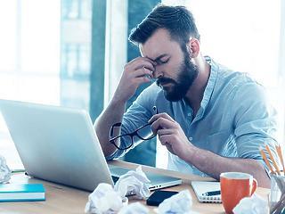 A stressz és az álmatlanság következményei