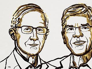 William D. Nordhaus és Paul M. Romer kapta a közgazdasági Nobel-emlékdíjat