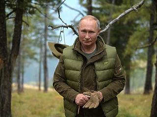 Putyin nagy húzása – egy egész kontinensre vetett szemet az elnök