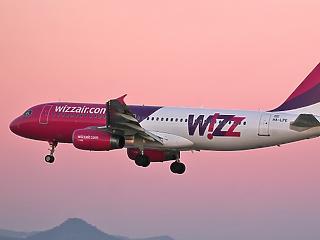 Járattörlés a Wizz Airnél: ezúttal ezen a vonalon