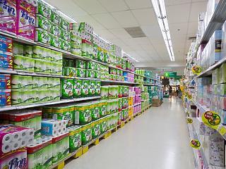 Koronavírus: tucatjával vannak most bolti eladói, pénztárosi állások