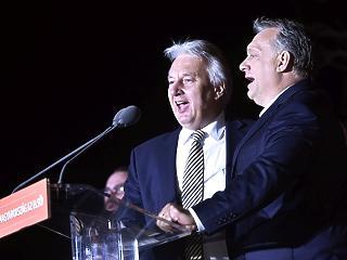 Özönlenek a gratulációk Orbánnak - még Mongólia is írt